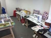 My 2 Husqvarna Sewing Machines